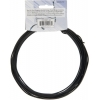 Aluminum Wire 12ga (2.5mm) 30ft Round Black